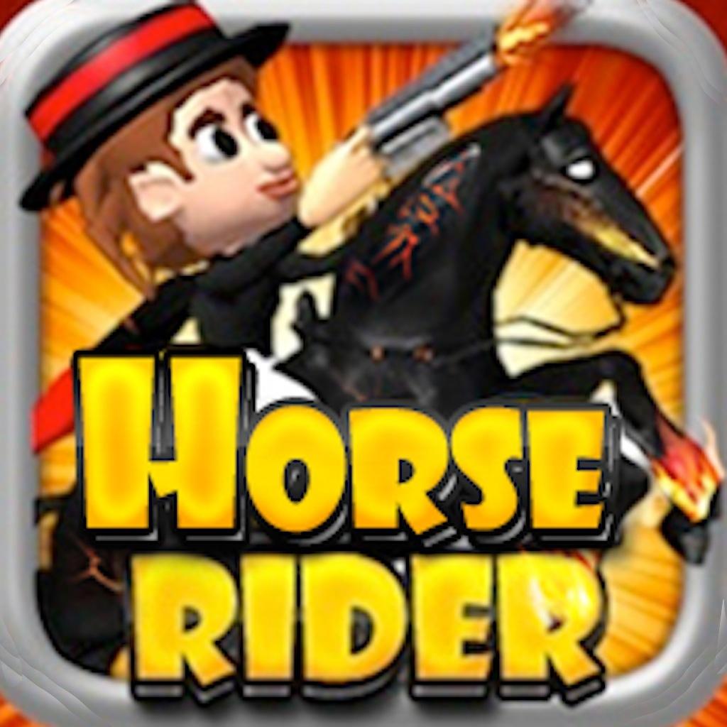 Horse Rider Mayhem ( Free Shooting Games )