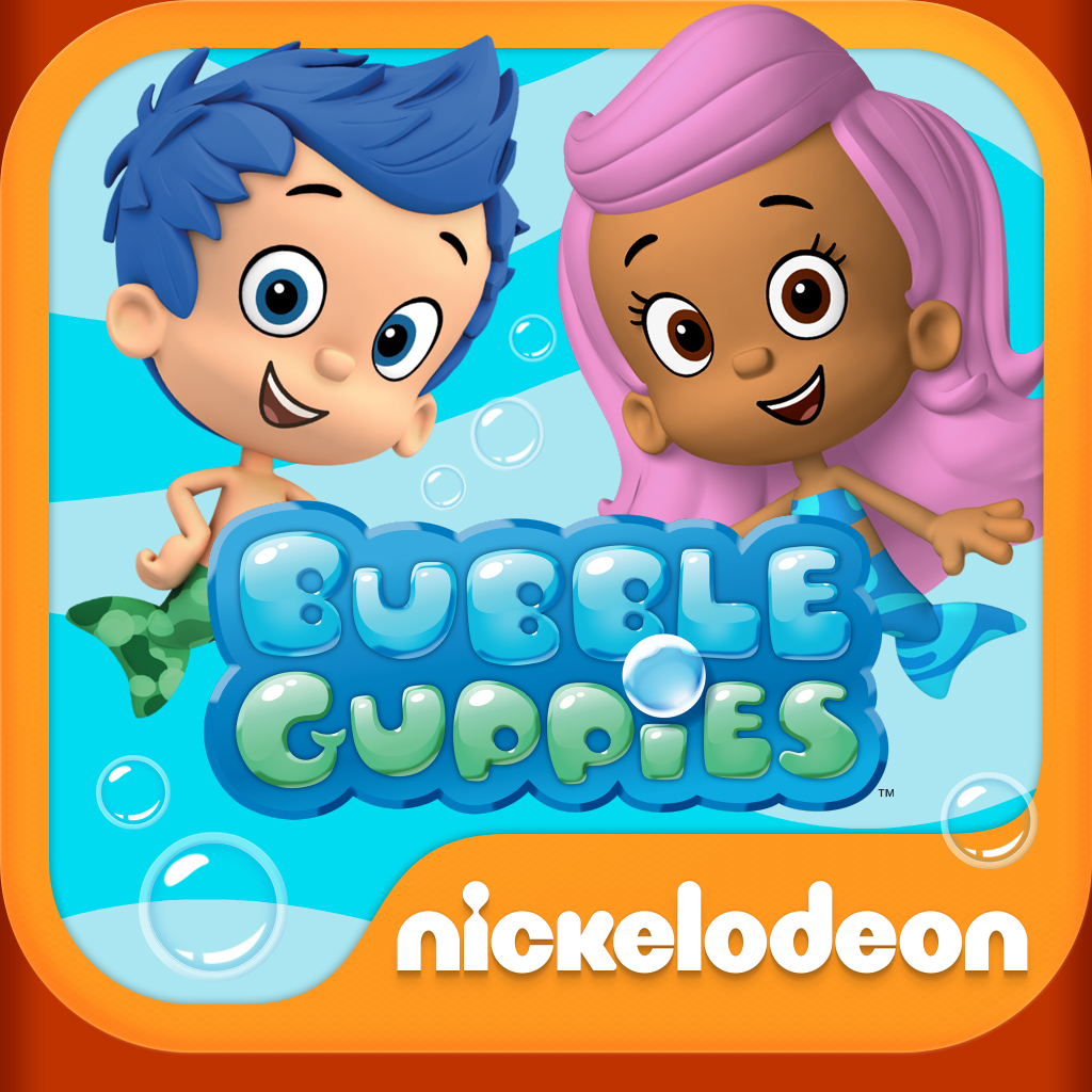 Bubble guppies animal school day ios app nickelodeon - Bubulles guppies ...