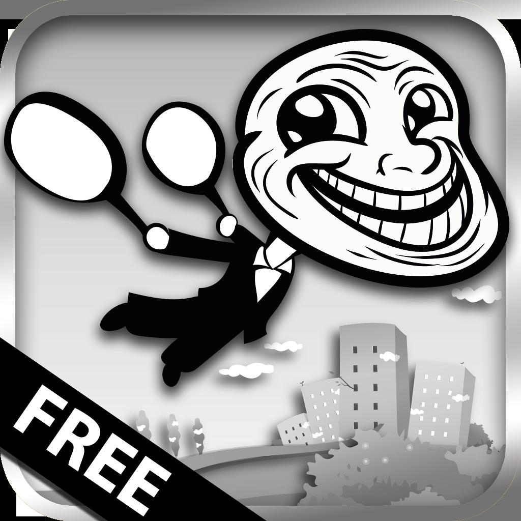 Aec Flappy Troll - Funny Bird fly Best free ride